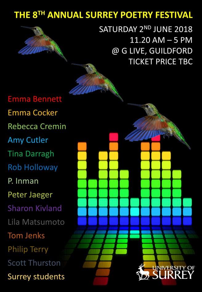 Surrey Poetry Festival V 1